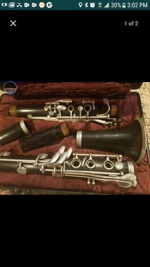 Armstrong clarinet for Sale in Williamsburg, MI