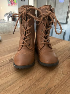 Toddler Girls Boots for Sale in San Jacinto, CA