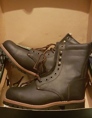 NIB MENS WORK BOOTS for Sale in San Jose, CA