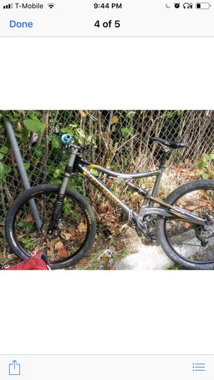 Cannondale Rush mountain bike for Sale in Cascade-Fairwood, WA