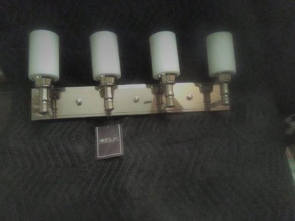 Bathroom lighting from ELK Lighting