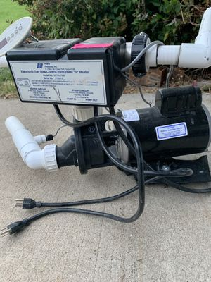 Hot tub pump and heater for Sale in Lakewood, CO