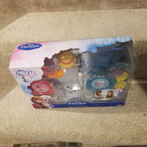New unopened box frozen toys