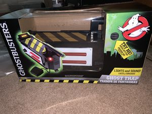 Ghostbusters ghost trap in hand ready to ship for Sale in Erwin, TN