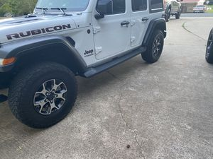 2018 Jeep Rubicon Shocks/Springs & Front Bumper for Sale in Mount Holly, NC