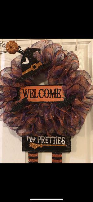 Halloween Wreath for Sale in Greer, SC