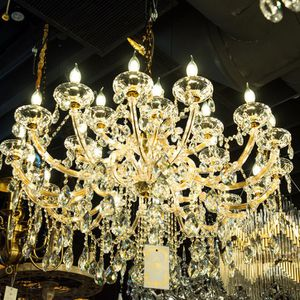 Maria theresa Crystal chandeliers 24 lights New for Sale in Newport Beach, CA