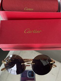 Cartier sunglasses for Sale in Frisco,  TX