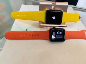 Apple Watch 3rd Series 38mm WiFi And Cellular Each for Sale in Arlington, MA