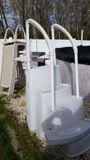 2 pool ladders for Sale in Barnegat Township, NJ