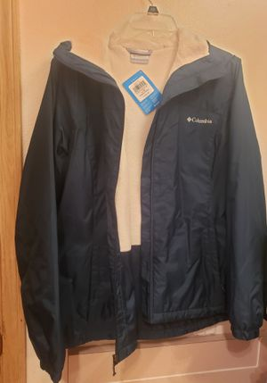 Columbia jacket new for Sale in Hillsboro, OR