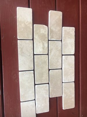 Marble travertine tile for Sale in Payson, AZ