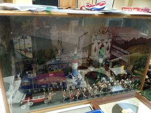 Military diorama for Sale in Norfolk, VA