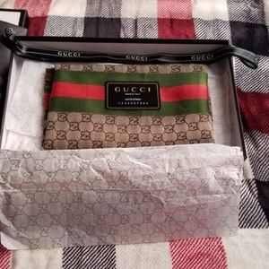 Authentic Gucci jacquard Wool Scarf for Sale in Dallas, TX
