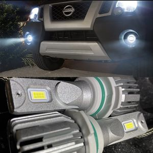 Led lights for headlight low high foglights all year makes models // luces led para todos carros y trocas suv for Sale in Avocado Heights, CA