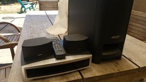 Bose AV 3 2 1 home theater for Sale in San Diego, CA