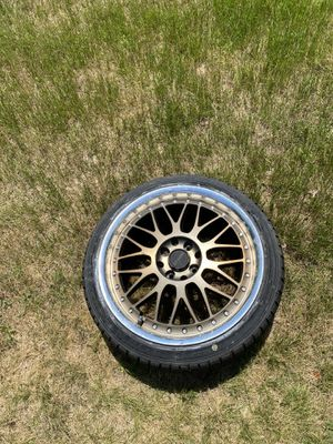 Tenzo r miester v2 rims 17 inch for Sale in Stoughton, MA