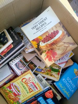 Recipe, BBQ, everything books for Sale in Corona, CA