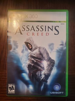 Xbox 360 assassins creed for Sale in Conklin, NY