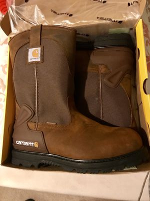 Carhartt steel toe boots for Sale in Columbia, SC