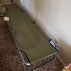 Army cot for Sale in Alexandria, LA