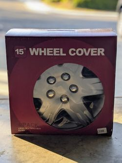 15inch Wheel Covers (3pac) for Sale in Leona Valley,  CA