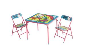 Hello Kitty 3 Piece Table & Chair Set for Sale in Bryn Athyn, PA