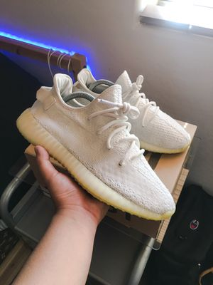 "Adidas Yeezy 350 v2 Boost ""Cream/ Triple White"" Size 8 Men for Sale in Chandler, AZ"