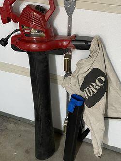 Toro Ultra Blower Vac for Sale in Livermore,  CA