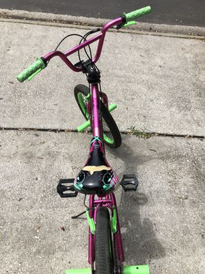 Kid bike with pegs for Sale in Heathrow, FL