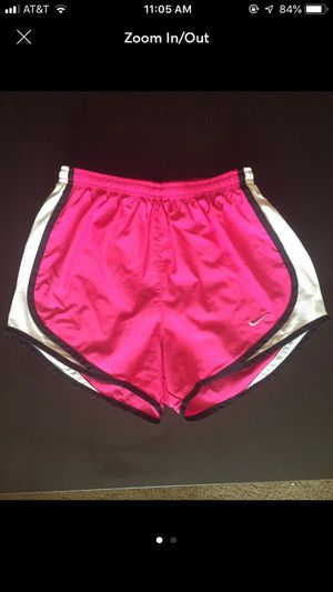 Nike hot pink tempo shorts size XS for Sale in Chapel Hill, NC