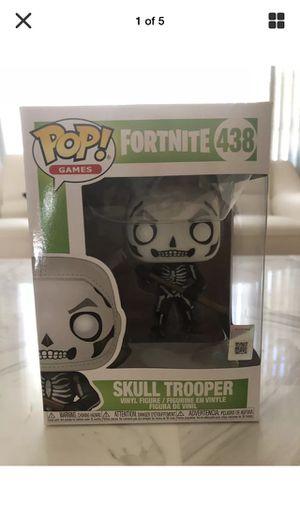 Funko pop Fortnight skull trooper for Sale in Vienna, VA