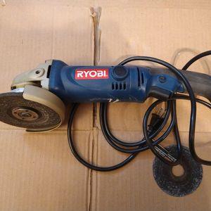 Ryobi Grinder for Sale in Arlington, VA