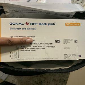 Gonal RFF Redi Ject 300iu for Sale in Houston, TX