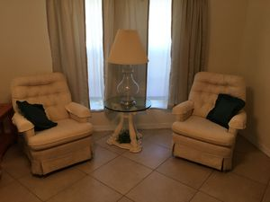 Swivel rocking chairs for Sale in Sebring, FL