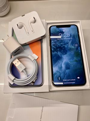 iPhone X 64g for Sale in Lynwood, CA