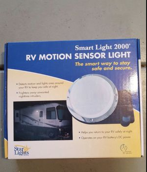 Smart Light 2000 RV Motion Sensor Light for Sale in Santa Clarita, CA
