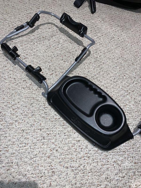 BOB double Grace car seat adapter.