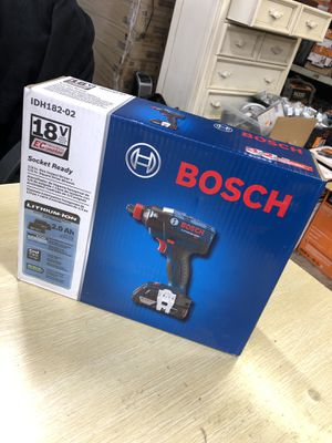 BRAND NEW !!! In box 📦 Bosch Freak 18-Volt Variable Speed Brushless Cordless Impact Driver for Sale in Arlington, TX