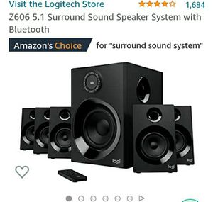5.1 surround sound home theater system for Sale in San Bernardino, CA
