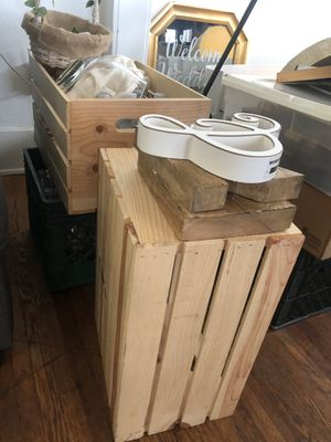 Crates for Sale in Los Angeles, CA
