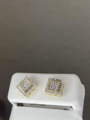 Diamond earrings for Sale in Fort Lauderdale, FL