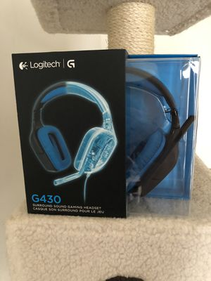 Logitech G430 WIRED headset BRAND NEW USB/3.5mm for Sale in Indianapolis, IN