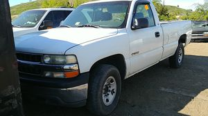 Now Open Saturday's .2000 Chevy Silverado 2500 6.0L Parts only. U pull it yard cash only. for Sale in Hillcrest Heights, MD
