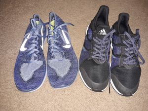 Ladies Nike and Adidas shoes for Sale in San Jose, CA