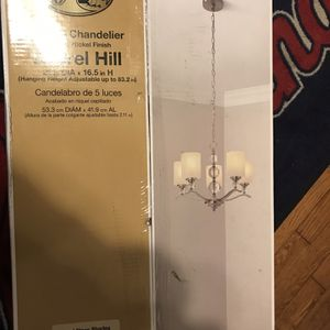 5 Light Chandelier for Sale in St. Louis, MO