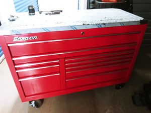 Snap-On tool box for sale $2700 new/gently used for Sale in Atlanta, GA