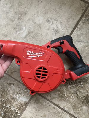 Milwaukee blower motor only for Sale in Conroe, TX