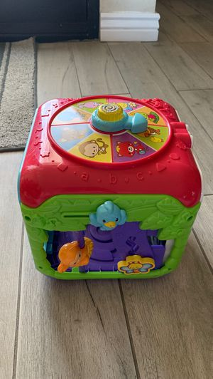 Used baby developmental toy for Sale in Cave Creek, AZ