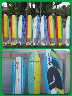 Lots of paddle boards and surfboards must see cheap price today for Sale in Irvine, CA